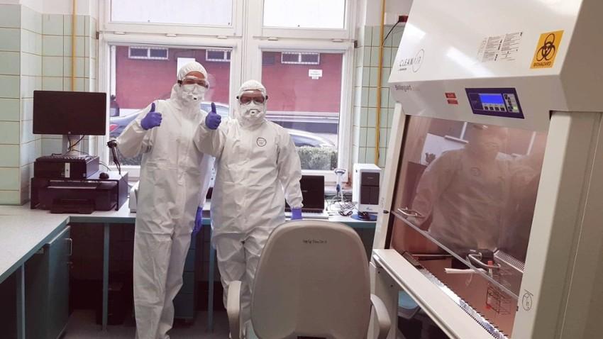 W kościerskim szpitalu przeprowadzono 5 tys. testów wykrywających koronawirusa. Wynik pozytywny miały 99 próbki