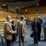 Punkt szczepień w Gdynia Arena. Fot. materiał prasowy UMWP